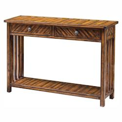 Uttermost Bartek Wood Console Table