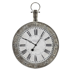 Bolton Clock - Metal - 393438