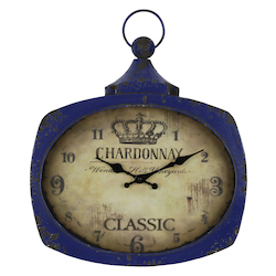 Galina Clock - Metal - 393512