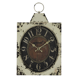 Dasha Clock - Metal - 393513