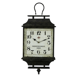 Kimmel Clock - Metal - 393538