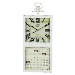Jarron Clock - Metal - 393541