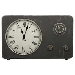 Norman Table Clock - Metal - 393562