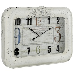 Blanco Clock - Metal - 393585