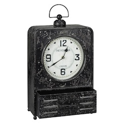 Patton Table Clock - MetaL - 393589