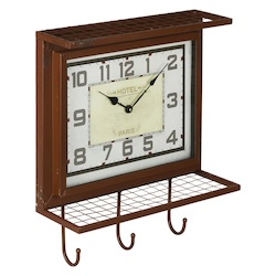 Griffon Wall Clock - Metal - 393600