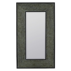 Cannon Mirror - Metal - 393618