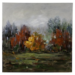 Fall Forest I - Canvas - 393628