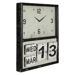 Lencho Clock - Metal - 393663
