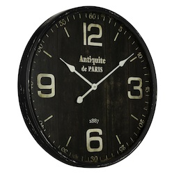 Jedrak Clock - Metal - 393668