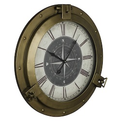 Celestyn Clock - Metal - 393670
