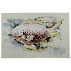 Red Fish - Canvas - 393677