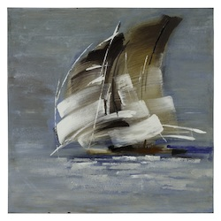 Sail Boat I - Canvas - 393692