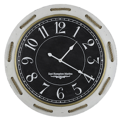 Hatteras Clock - Engineered Wood - 393710