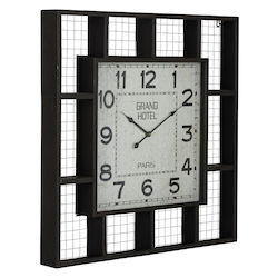 Brianne Clock - Metal - 393715