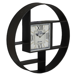 Bethany Clock - Metal - 393717
