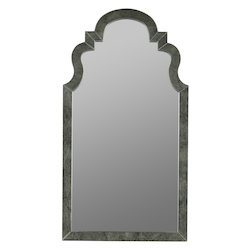Wellington Mirror - Glass Over Engineered Wood - 393728