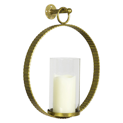 Bellevue Candle Holder - Metal - 393738