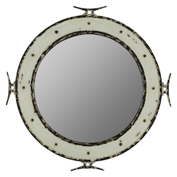 Nautical Mirror - Metal - 393743