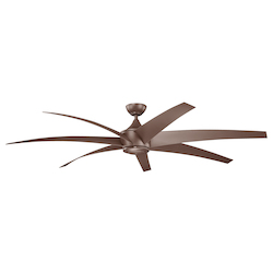 Coffee Mocha Ceiling Fan