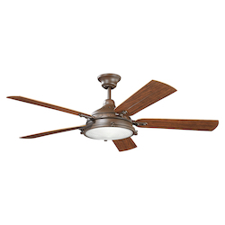 60 Inch Hatteras Bay Patio Fan