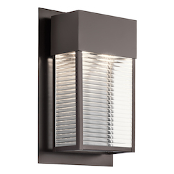 Architectural Bronze Sorel Led Outdoor Wall Sconce