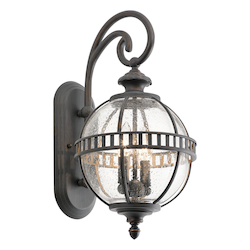 Londonderry Halleron Collection 2 Light 19In. Outdoor Wall Light