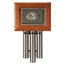 3 Tube Short Decorative Chime