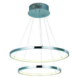 Hoops Led-Single Pendant