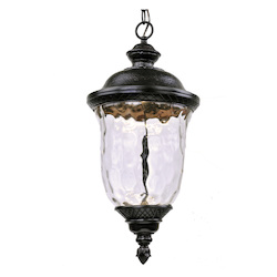 Carriage House Led-Outdoor Hanging Lantern