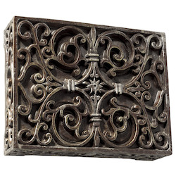 Carved Box - Renaissance;- Wireless Chime