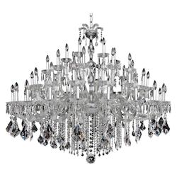 Giordano 60 Light Chandelier