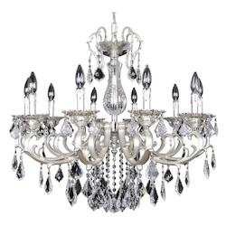 Rafael 10 Light Chandelier