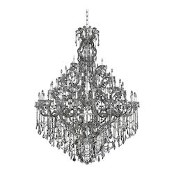 Brahms 66 Light Chandelier