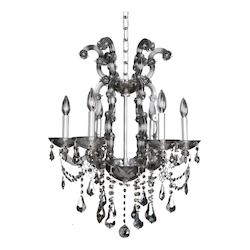 Brahms 6 Light Chandelier
