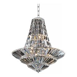 Auletta 18 Light Chandelier