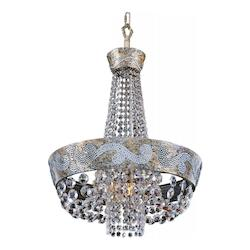 Romanov 18In. D Chandelier