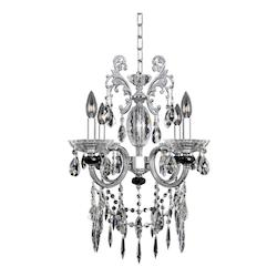 Steffani 4 Light Chandelier