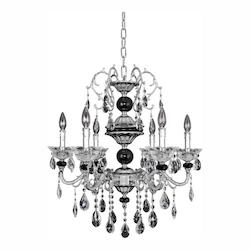 Faure 6 Light Chandelier