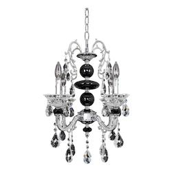 Faure 4 Light Chandelier