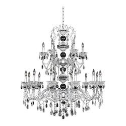 Faure 18 Light Chandelier