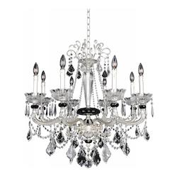 Campra 8 Light Chandelier