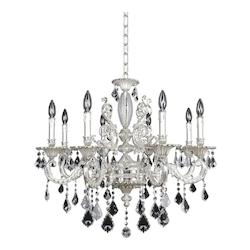 Cassella 8 Light Chandelier