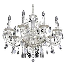 Cassella 10 Light Chandelier