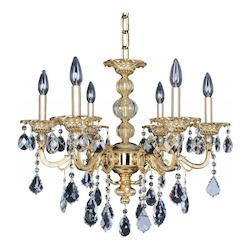 Vivaldi 6 Light Chandelier