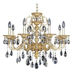 Vivaldi 8 Light Chandelier