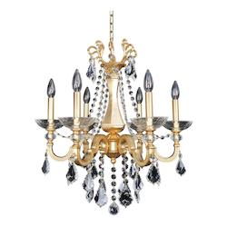 Barret 6 Light Chandelier