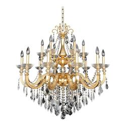 Barret 18 Light Chandelier