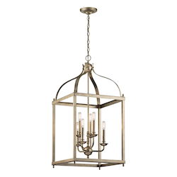 Foyer Chandelier 6Lt