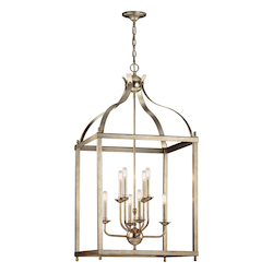 Foyer Chandelier 8Lt